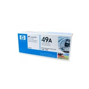 HP 49A (Q5949A) Genuine Black Toner