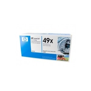 HP Genuine 49X (Q5949X) Black Toner