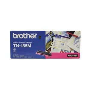 Brother Genuine TN155 Magenta Toner