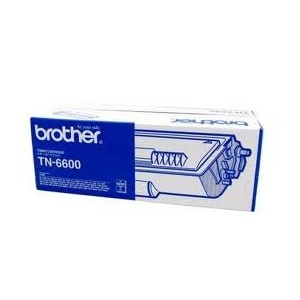 Brother Genuine TN6600 Black Toner