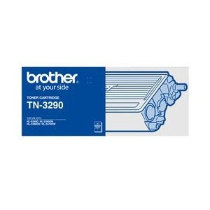 Brother Genuine TN3290 Black Toner