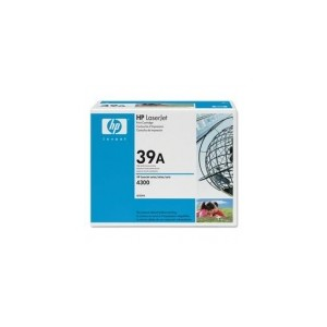 HP Genuine 39A (Q1339A) Black Toner