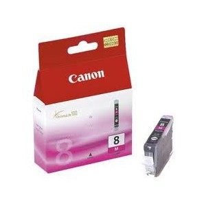 Canon Genuine CLI8 Magenta Ink Cartridge