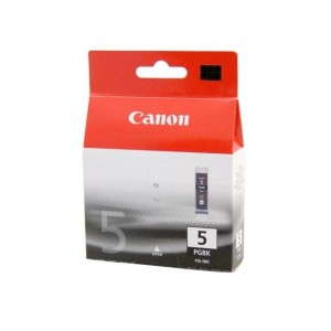 Canon Genuine PGI5 Black Ink Cartridge
