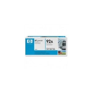 HP Genuine 92A (C4092A) Black Toner