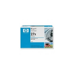 HP Genuine 27X (C4127X) High Yield Black Toner