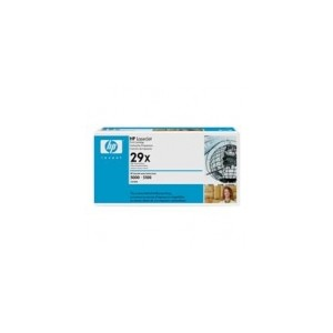 HP Genuine 29X (C4129X) High Yield Black Toner