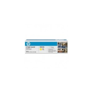 HP Genuine CB542A Yellow Toner