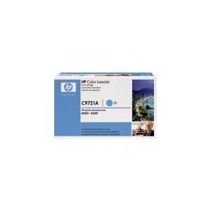 HP C9721A Genuine Cyan Toner
