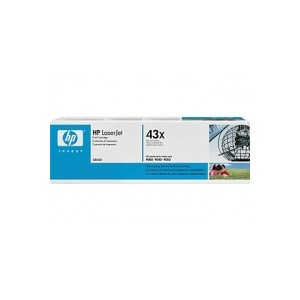 HP 43X Genuine Black Toner C8543X