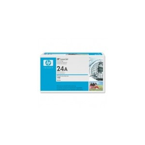 HP 24A Genuine Black Toner Q2624A