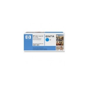 HP Q2671A Genuine Cyan Toner