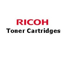 Ricoh TYPE125Y Yellow Toner Cartridge