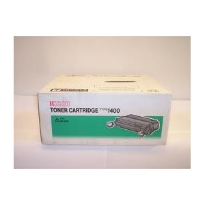 Ricoh Genuine Type 1400 Black Toner