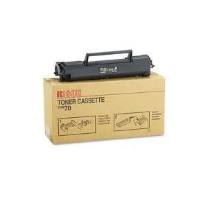 RICOH Genuine TYPE 70 Black Toner Cartridge