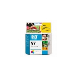 HP 57 Genuine Colour Ink (C6657AA)