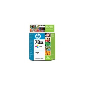 HP 78XL Genuine Colour Ink (C6578AA)
