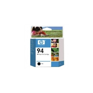 HP Genuine 94 Black Ink Cartridge C8765WA