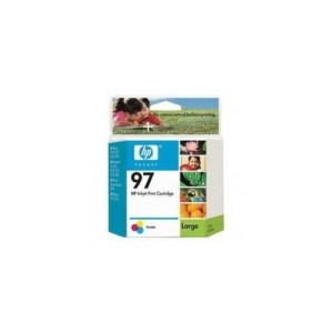 HP 97 Genuine Colour Ink C9363WA