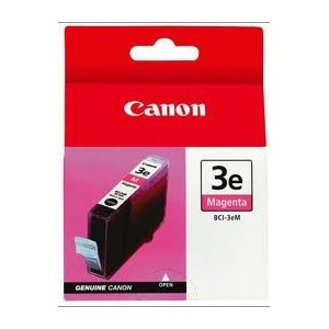 Canon BCI3E Genuine Magenta Ink