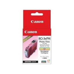 Canon BCI3E Genuine Photo Magenta Ink