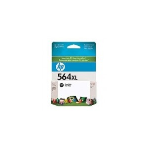 HP 564XL Genuine Photo Black Ink Cartridge CB322WA