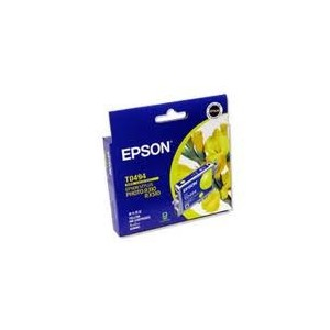 Epson Genuine T0494 Yellow Ink Cartridge