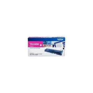Brother TN-240 Genuine Magenta Toner