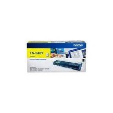 Brother TN-240 Genuine Yellow Toner
