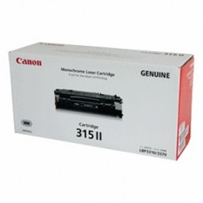 Canon CART315II Genuine Black Toner