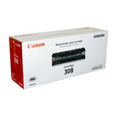 Canon CART308 Genuine Black Toner