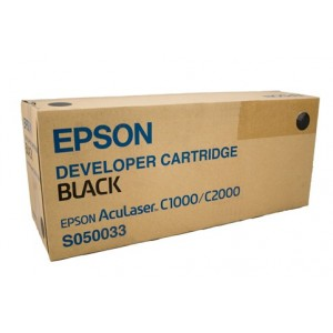Epson S050033 Genuine Black Toner Cartridge