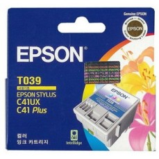 Epson Genuine T039 Colour Ink Cartridge