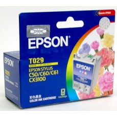 Epson Genuine T029 Colour Ink Cartridge