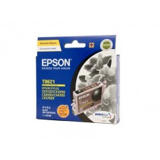 Epson Genuine T0621 High Yield Black Ink