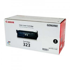 Canon Genuine CART-323 Black Toner